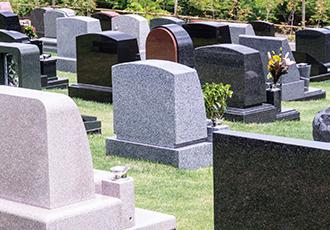 洋型墓石イメージ