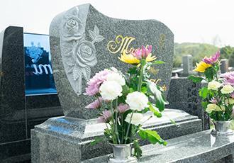 デザイン型墓石イメージ